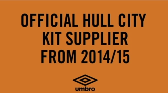 Umbro na zanimljiv način objavio ugovor s Hull Cityem!