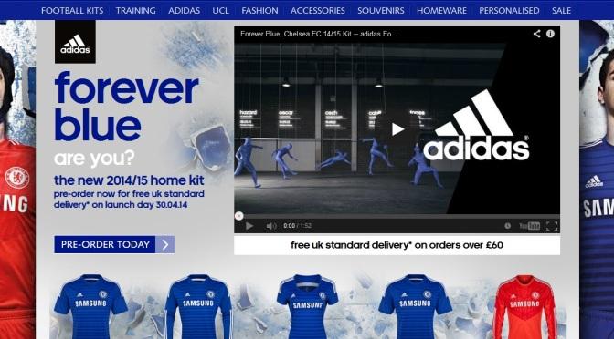 Chelsea prezentirao nove dresove u kampanji Forever Blue!