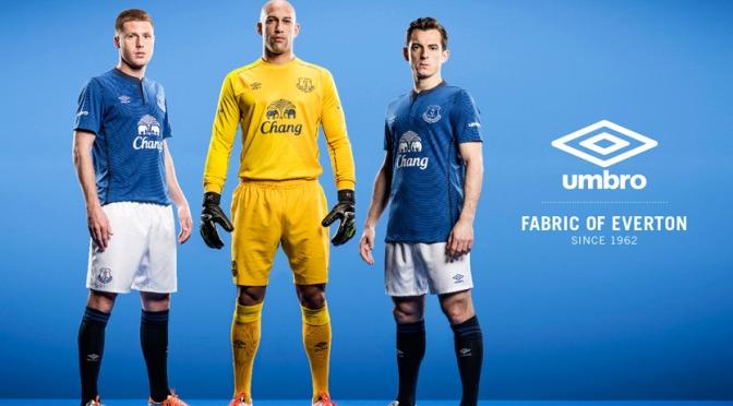 Umbro 'preuzeo' Everton uz zanimljivu promo kampanju!
