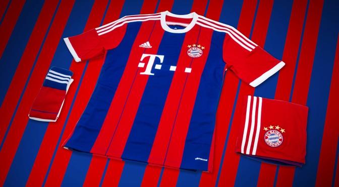Bayern u Giorgo Armaniju!