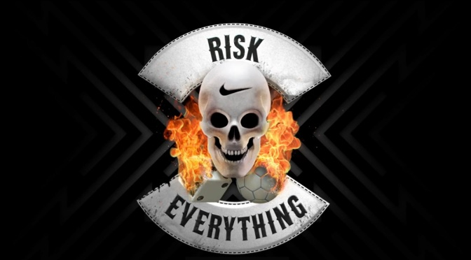 Nike ponovno na vrhu, pogledajte novi promo spot/crtić pod nazivom Risk Everything!