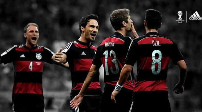 Adidas pobijedio na Svjetskom prvenstvu i 'poklonio si' najveći ugovor u povijesti nogometa!