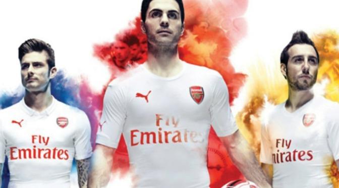Puma pokrenula 'akciju' Arsenal nakon potpisa ugovora vrijednog 150 milijuna funti!