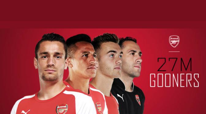 Pročitajte kako Arsenal kreira sadržaj za navijače!