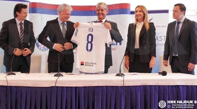 Hajduk potpisao ugovor vrijedan više od 3 milijuna kuna!