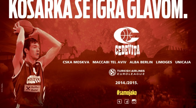 Arsen Šolić otkriva detalje marketinga KK Cedevita!