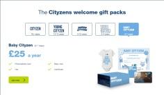 Cityzen 0 - 1 godina