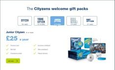 Cityzen 5 - 12 godina
